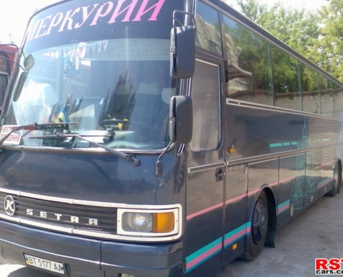 Setra S 215 HD 2