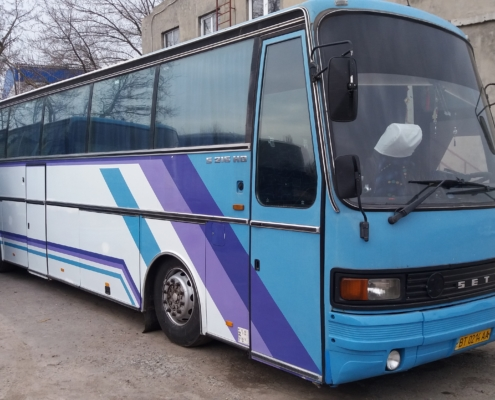 Setra S 215 HD